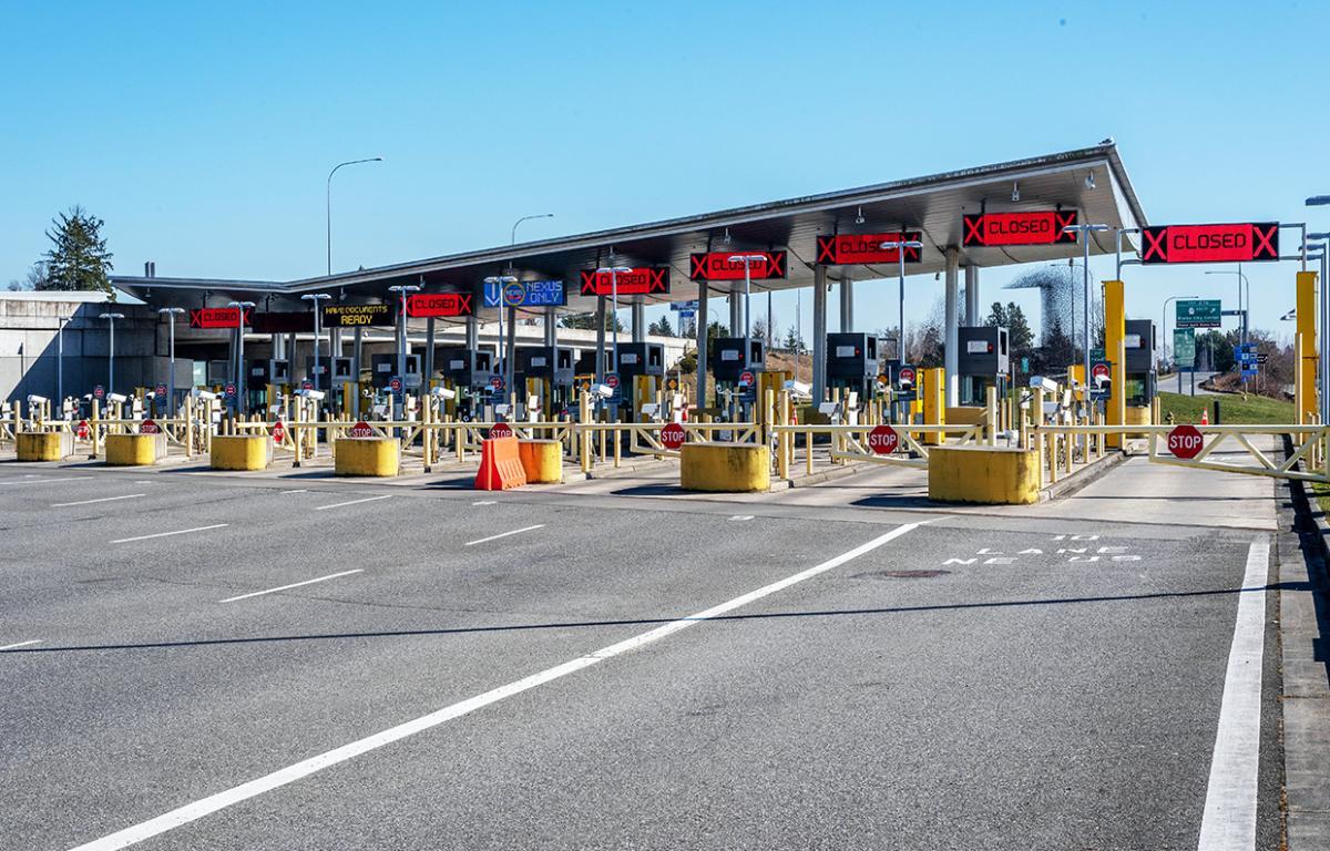 Officials May Extend U S Canada Border Closure 790 Kgmi