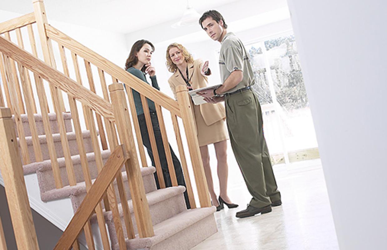 Local real estate trending upward