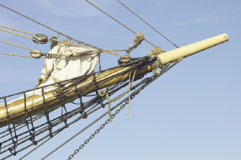 Tall Ships Come To Blaine!
