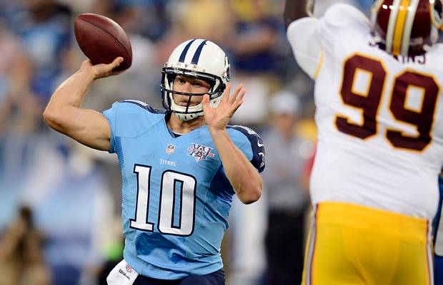 Reports: Tennessee Titans not picking up option on Locker's contract