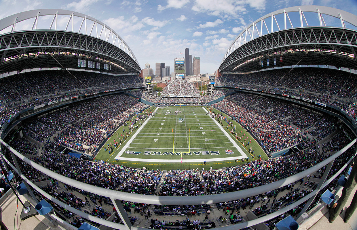 The Seahawks announce 2014-15 schedule