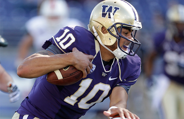 Washington QB apologizes for off-field incident