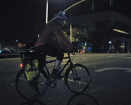 PM Bellingham 11/20/13 – Nighttime bike safety campaign