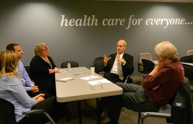 PM Bellingham 11/4/13 – Congressman Larsen on Obamacare rollout