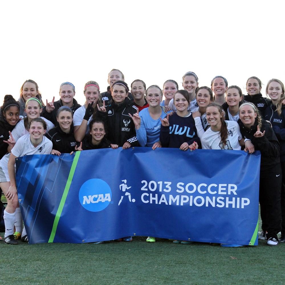 Women's soccer: Vikings ranked No.3 nationally in NSCAA Preseason Top 25 poll