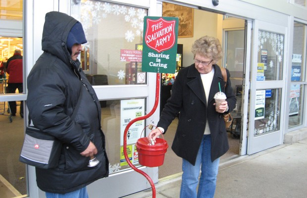 PM Bellingham 12/3/13 – Salvation Army begins holiday fundraiser