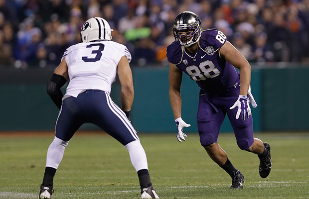 Bucs sign former Dawg, 2nd-round draft pick Seferian-Jenkins