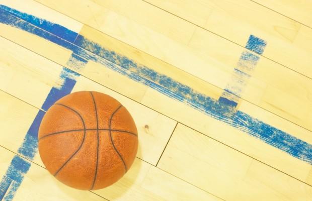 Blaine vs Nooksack Valley Girls Basketball 1st half 2/11/14