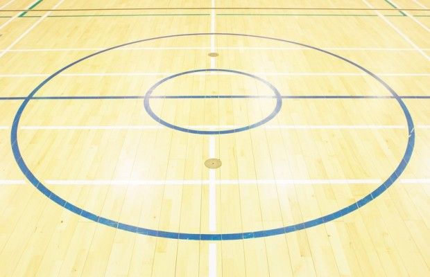 Lynden Christian vs Mt. Baker Boys Basketball 1st half 2/14/14
