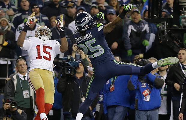 Sherman still upset with Michael Crabtree