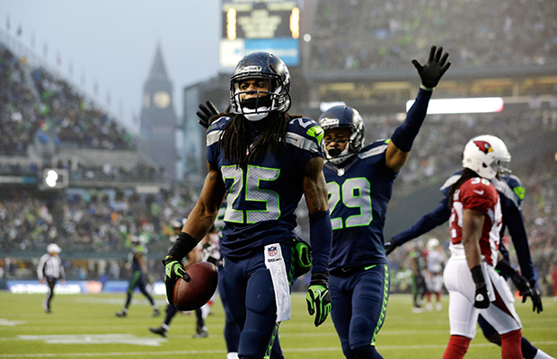 Sherman says money equals respect