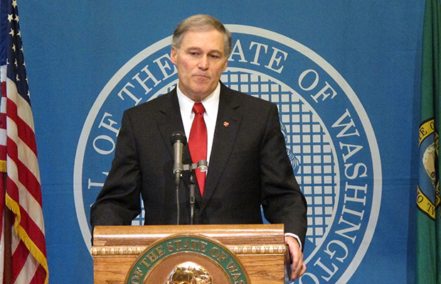 Inslee, UK minister further climate change work