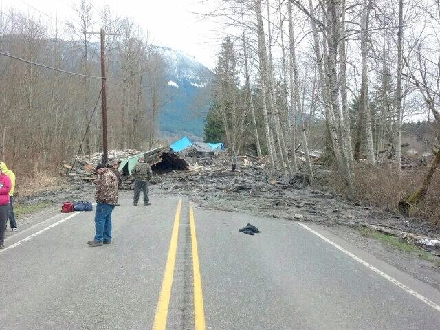 Death toll in Snohomish County mudslide rises to 8, 18 reportedly missing