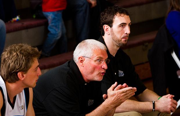 Rob Ridnour steps down as coach of Bellingham Slam