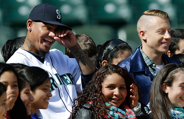 Mariners boost anti-bullying campaign ad for kids