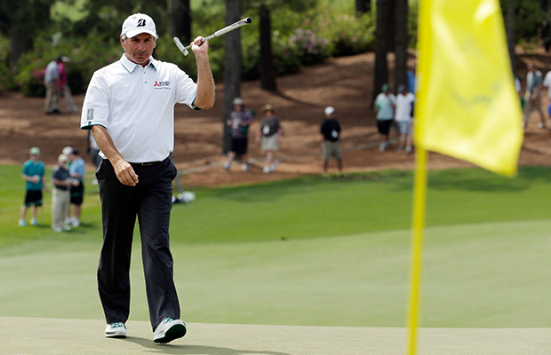 Fred Couples wins Champions Tour event