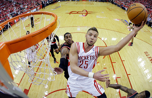 Blazers come up short in chance to clinch in Houston
