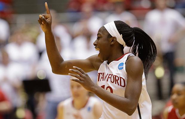 Sun take Ogwumike with top pick in WNBA draft
