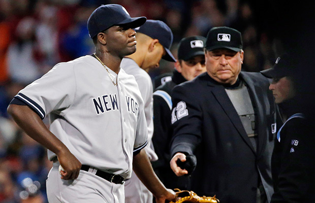 Pineda not only pitcher in majors to try pine tar