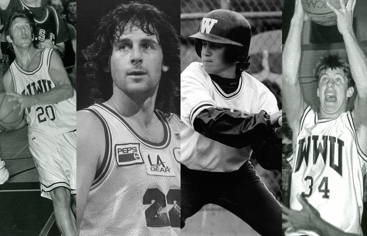 Athlete of Century, folk hero and brother combo are latest inductees into WWU Hall of Fame