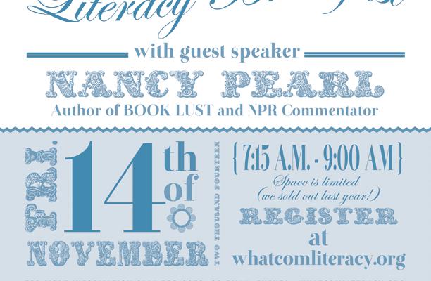Annual Whatcom Literacy Council Breakfast