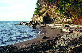 Proposed changes to Larrabee State Park