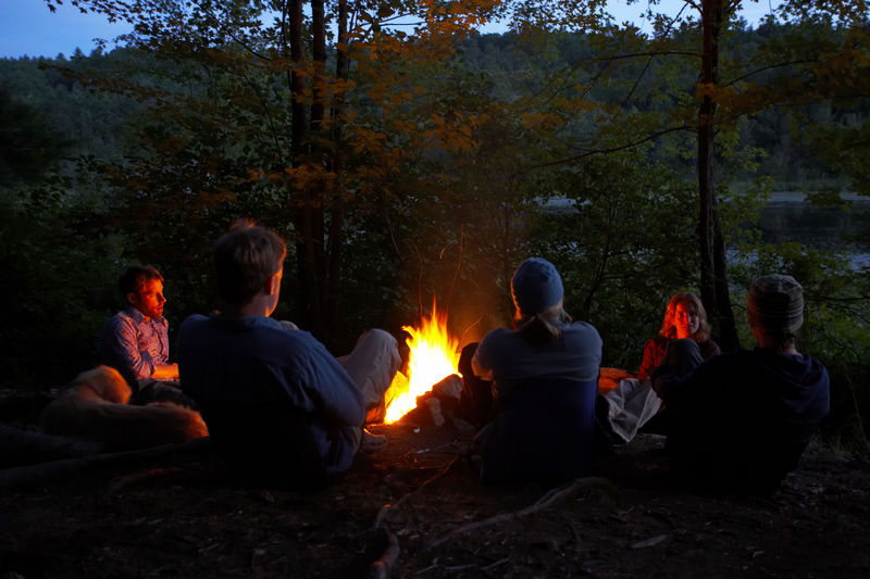 Even campfires at Washington campgrounds banned