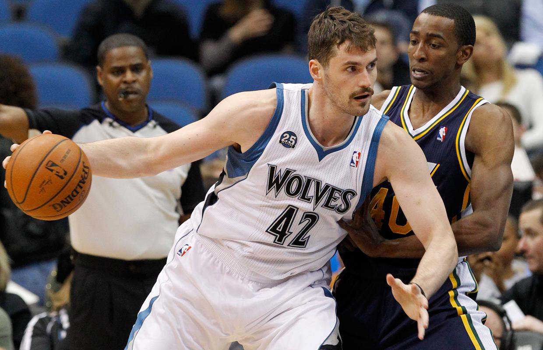 AP sources: Cavs, Wolves set for Love-Wiggins deal