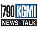 KGMI logo