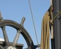 generic ship's wheel