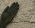 generic sculpture stone hand