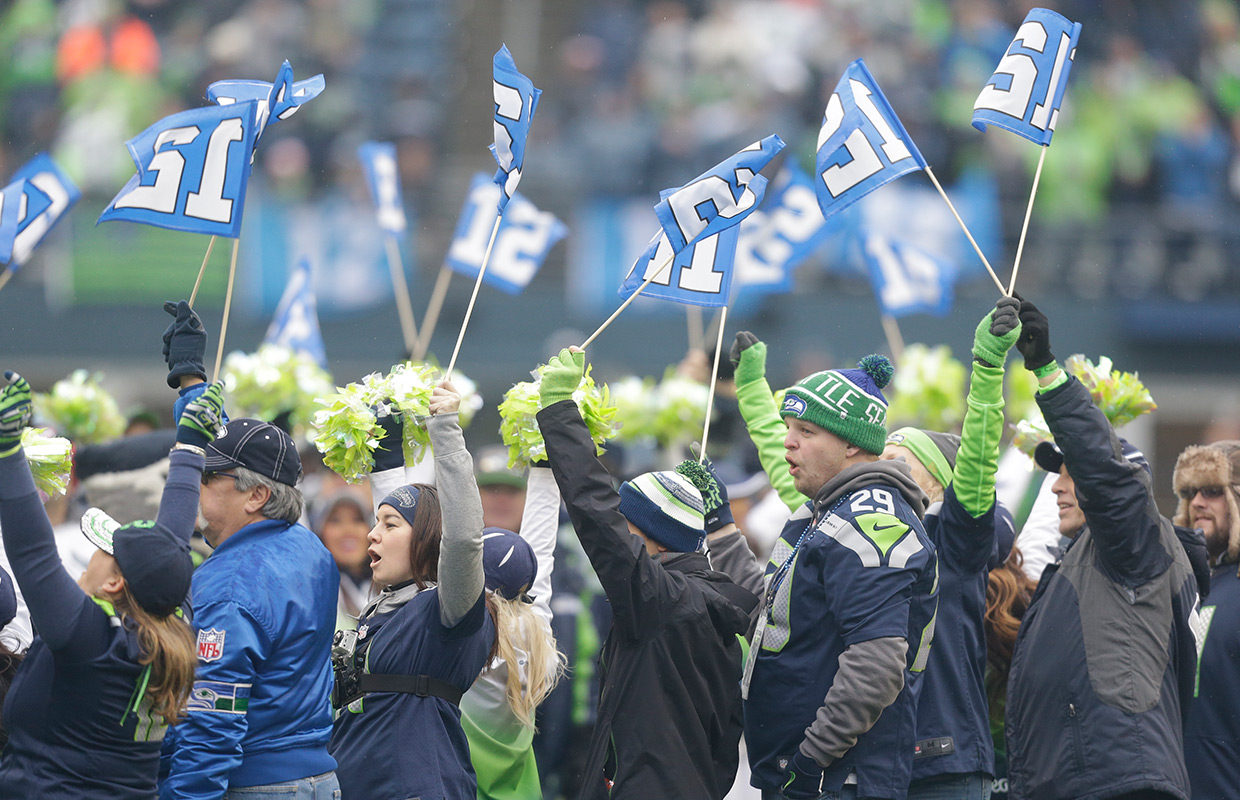 Seahawks ink deal with Texas A&M over '12th Man'
