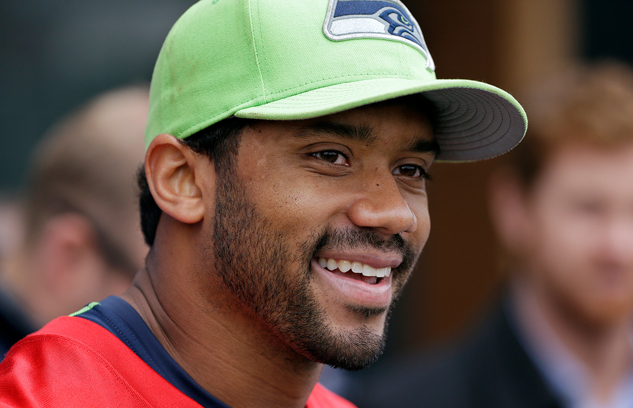 Seahawks quarterback Russell Wilson joins Seattle Arena investment group