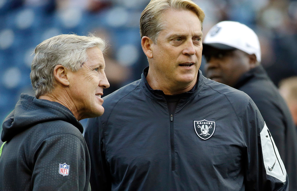 What Raiders decisions loom in exhibition finale against Seahawks