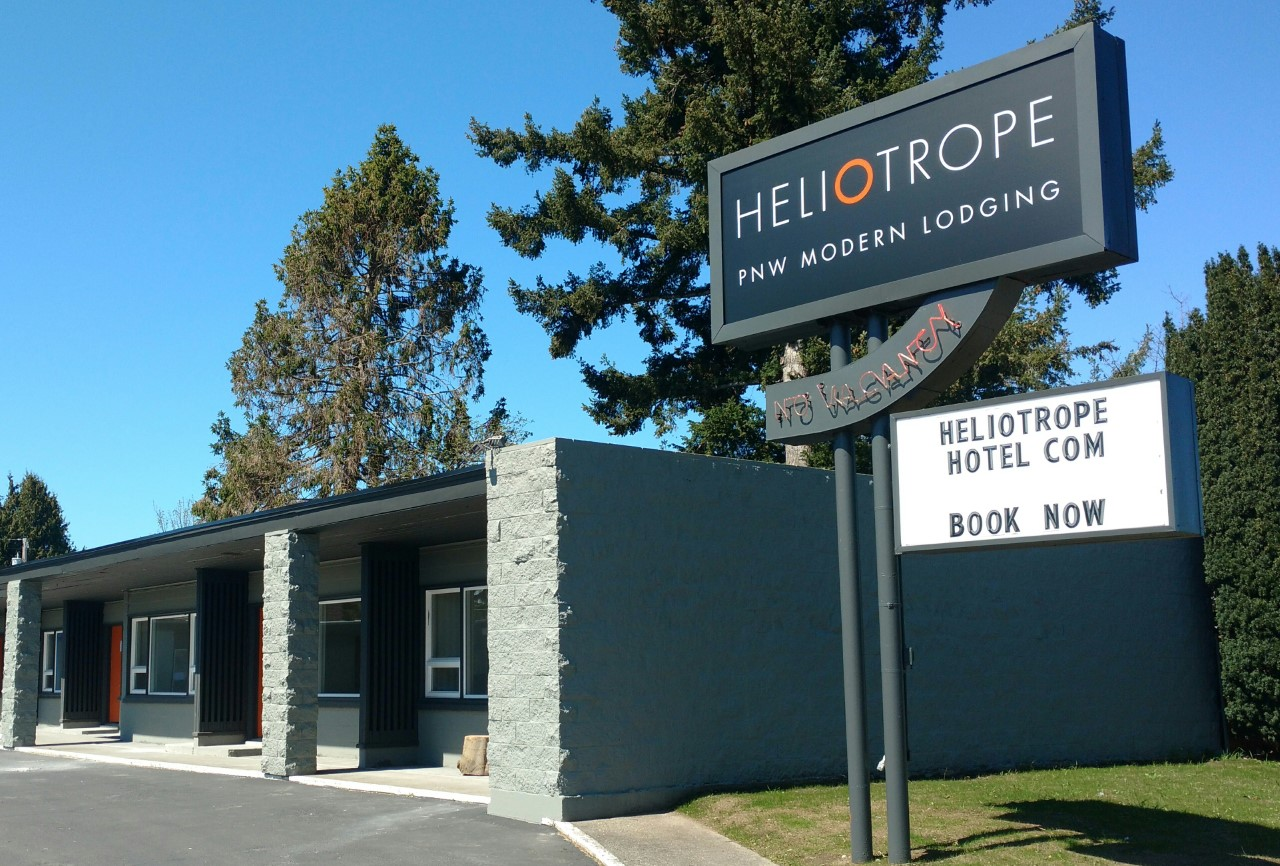 The Heliotrope Hotel Is Getting A Major Renovation