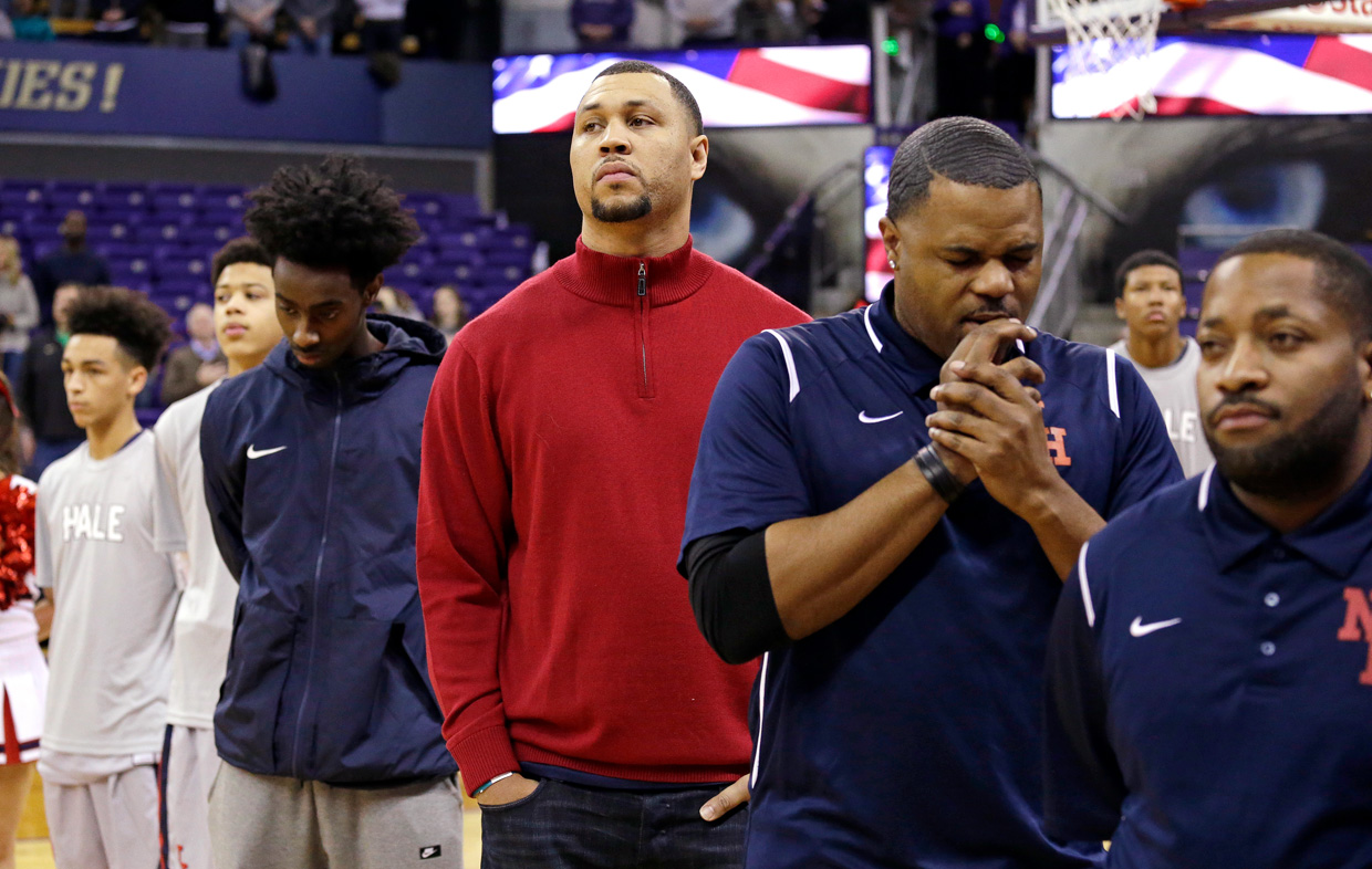 Brandon Roy expected to be named Garfield basketball coach