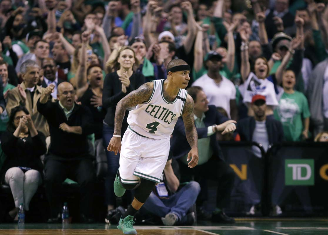 Highlights From Cavs 130-86 Game 2 Rout Of Celtics