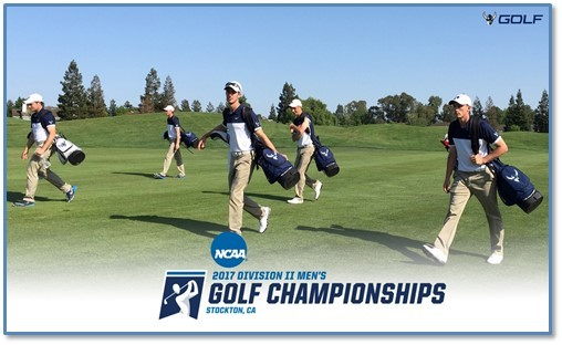 GVSU women's golf in second place after opening round of NCAA Regional
