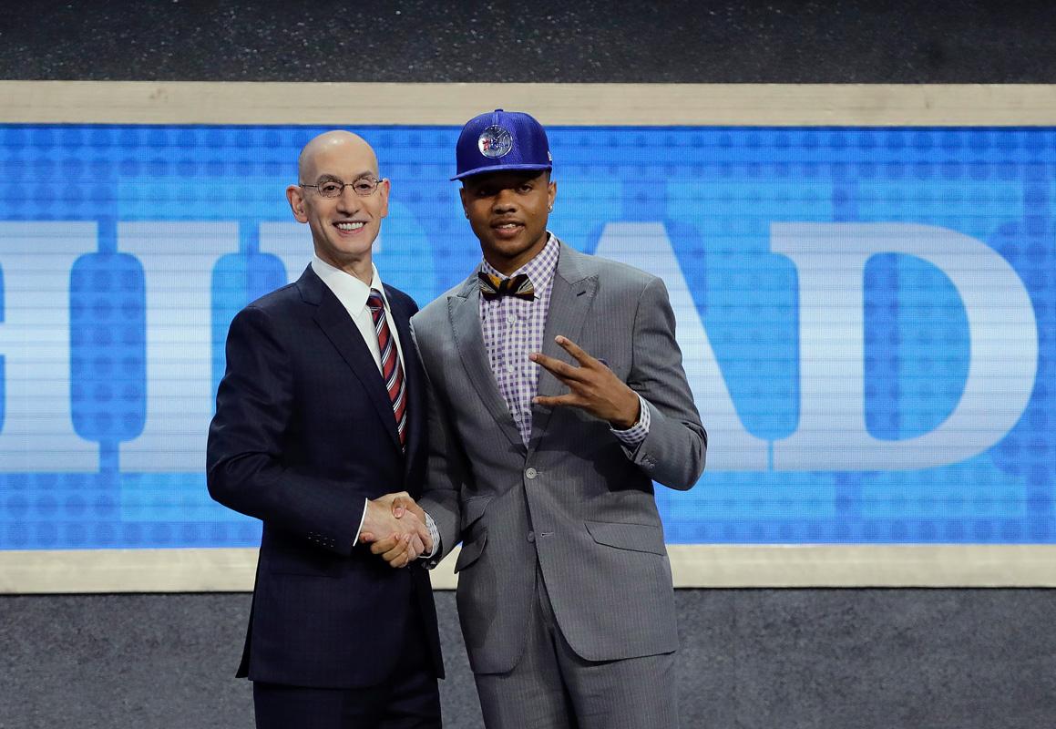 Lakers draft Lonzo Ball No.2 overall