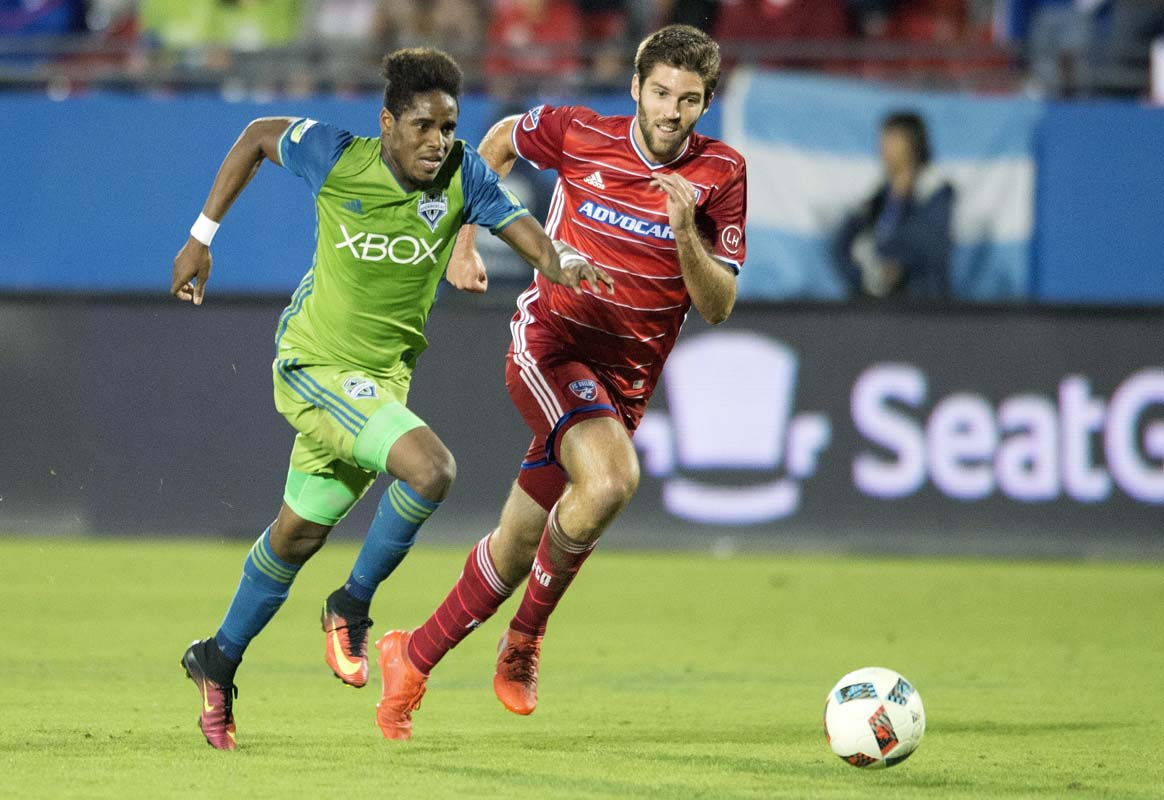 Leaves Sounders early for World Cup qualifiers
