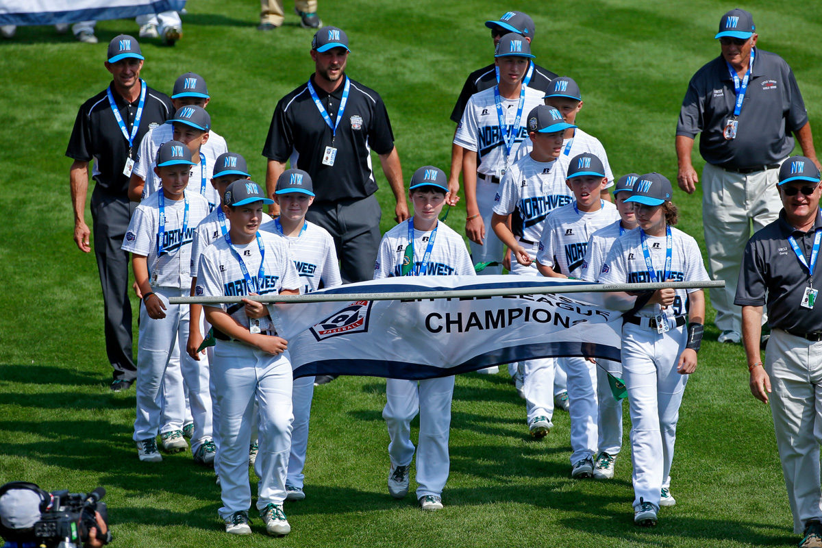 White Rock All-Stars hit field at Little League World Series