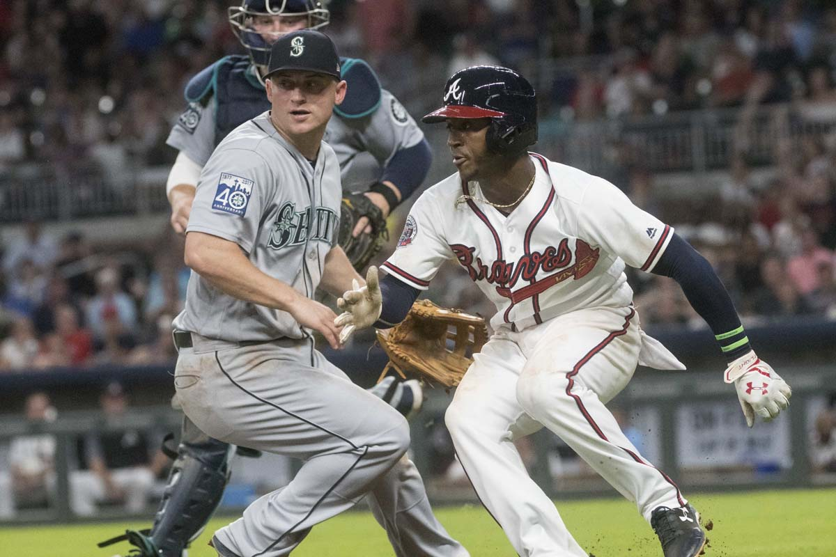 Motter lifts Mariners past Braves 9