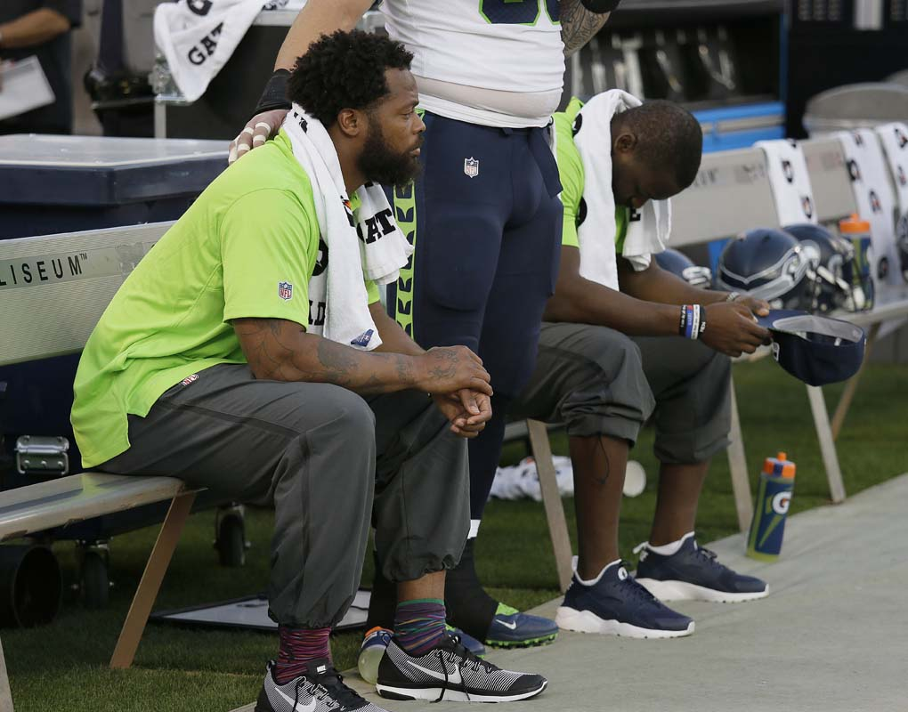 Vegas Police Respond To Michael Bennett Claim, NFL Commish Also Chimes In