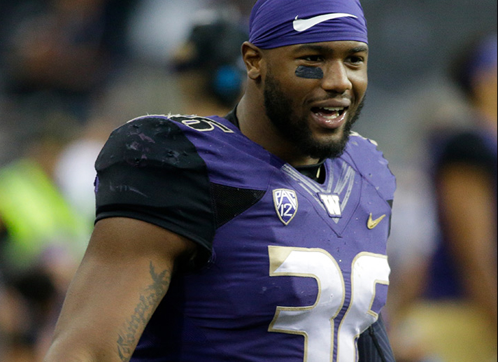 Washington suspends LB Azeem Victor indefinitely