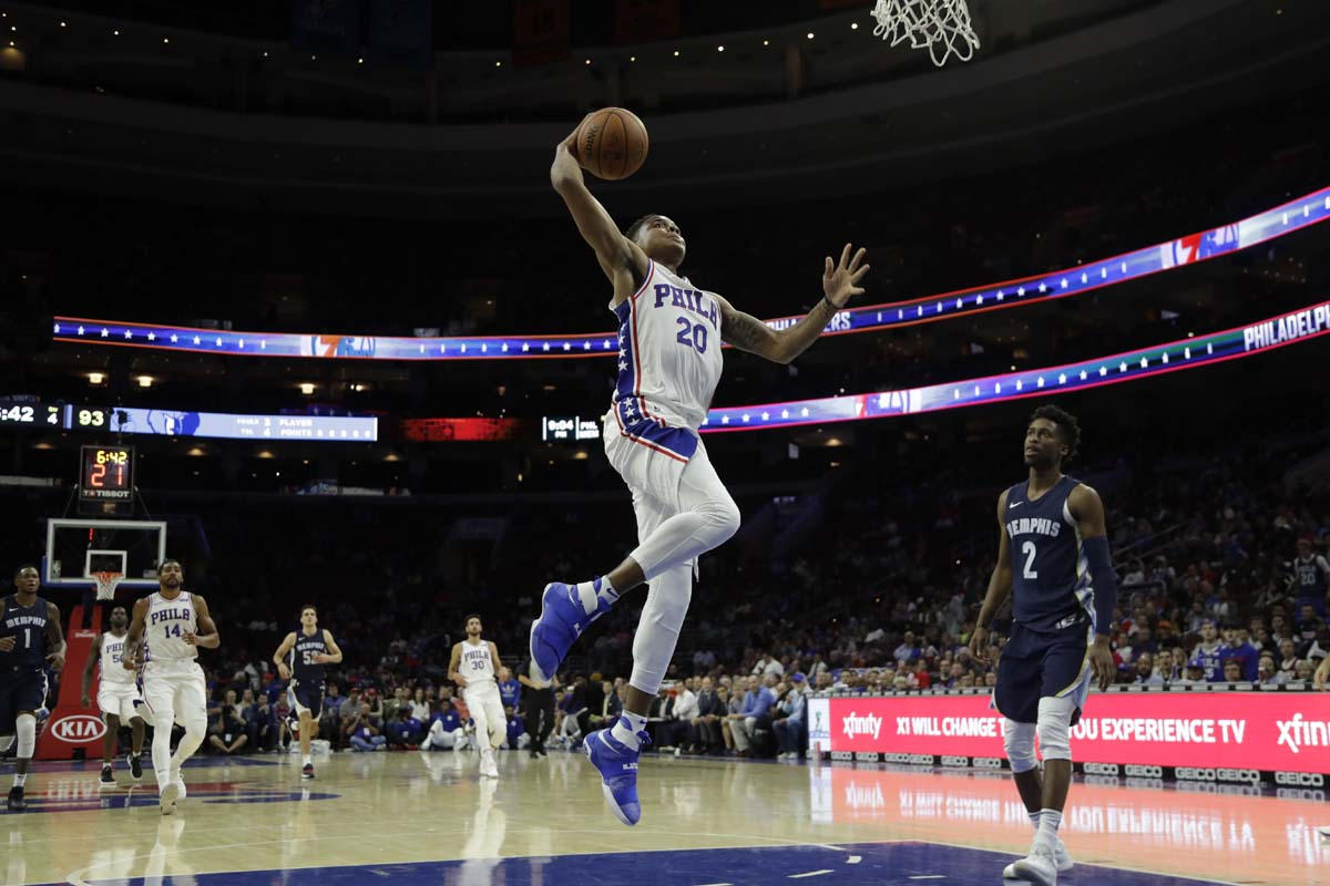 Sixers unsure whether Fultz will play again this season