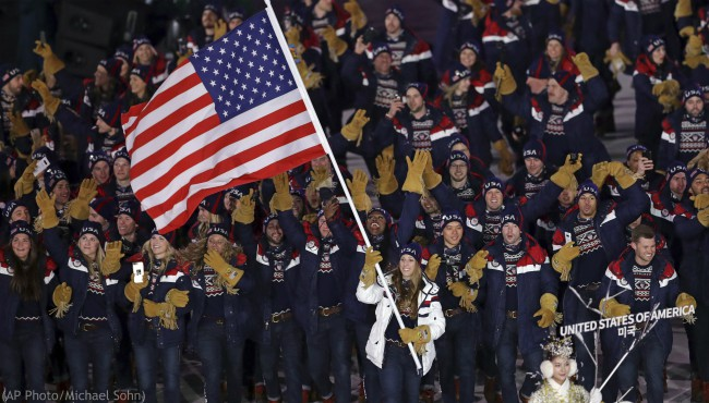 Western Washington University student joins Team USA at Winter Olympics