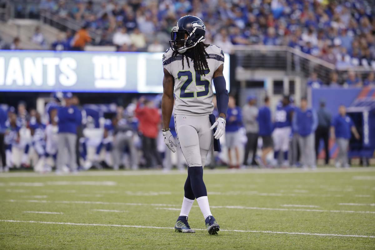 Richard Sherman reportedly will be released in next few days