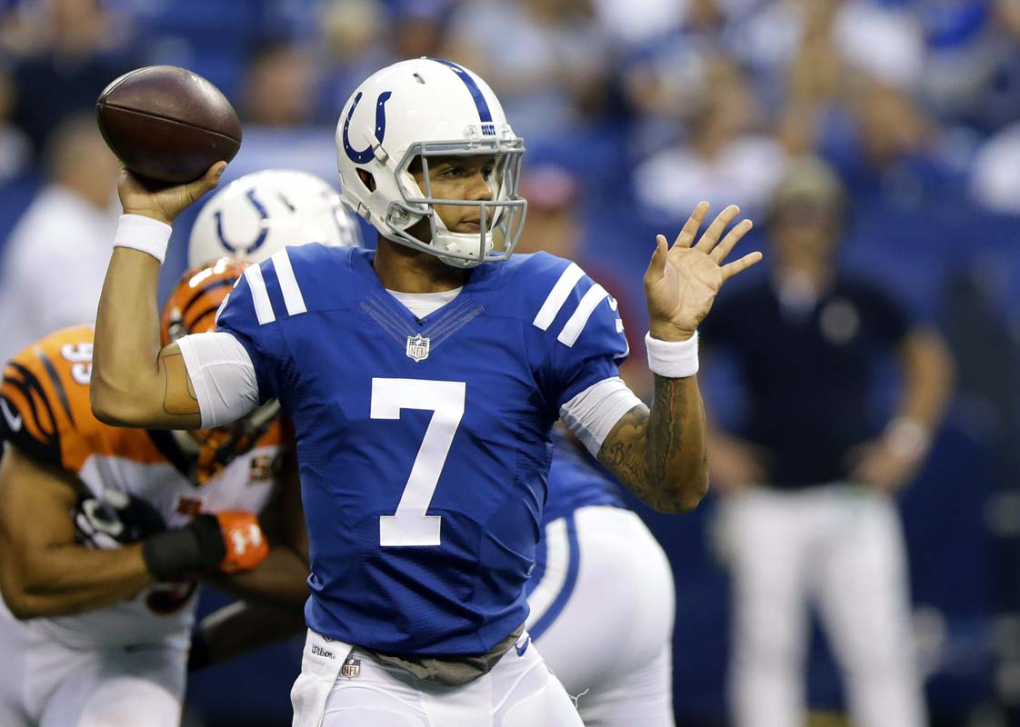 Seahawks sign quarterback Stephen Morris, stoking Colin Kaepernick debate