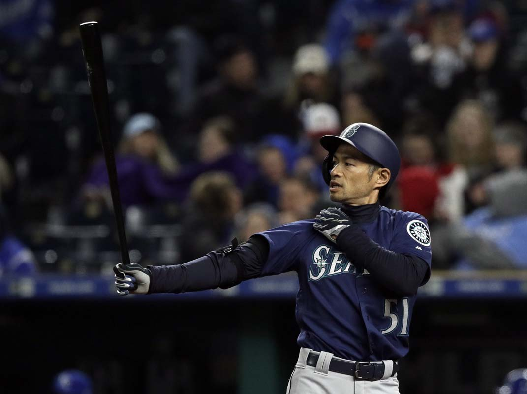 Late-inning HR boosts Mariners past Royals