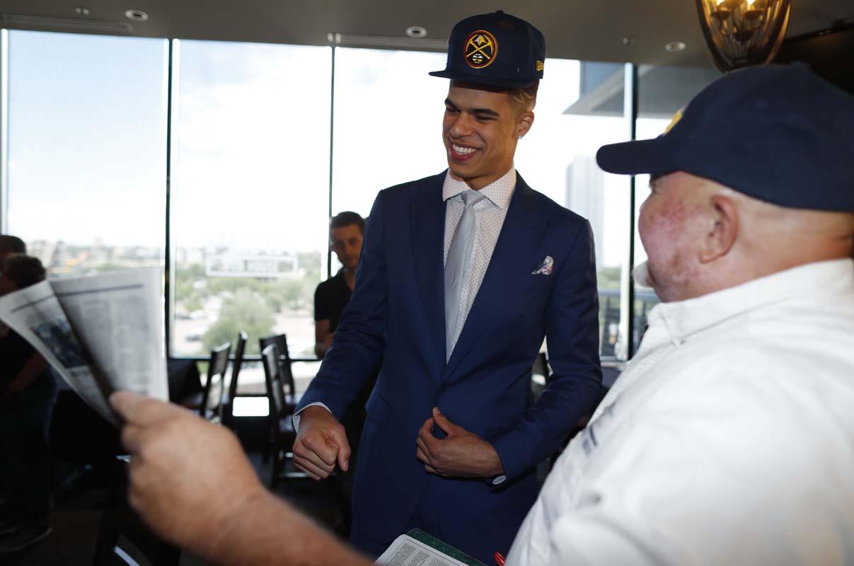 Denver Nuggets Rookie Michael Porter Jr. Undergoes 2nd Back Surgery